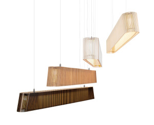 Owalo 7000 pendants | Secto Design