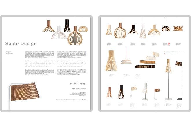 Secto Design brochure 2013