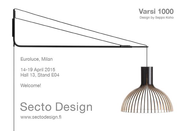 Secto Design @ Euroluce 2015