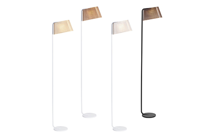 Owalo 7010 floor lamps | Secto Design